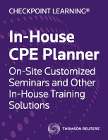 Request the In-House CPE Planner (PDF)