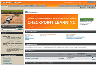 Reqwired Learning Screenshot