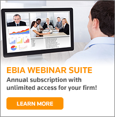 EBIA Webinar Suite | Learn More...