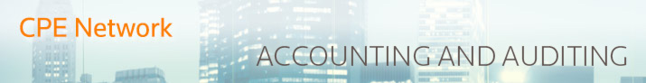 CPE Network | Accounting Auditing