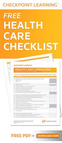 Free PDF: Health Care Consulting Checklist - Learn More...