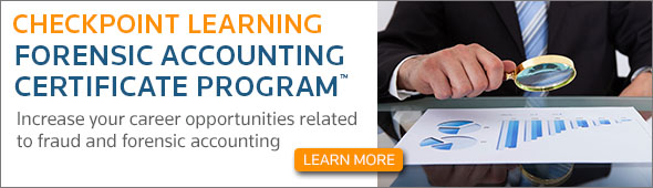 Forensic Accounting Certificate Program(TM)